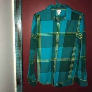Stylus flannel shirt